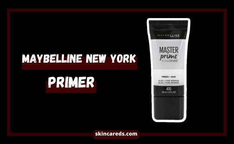 Maybelline New York Facestudio Master Prime Primer Makeup